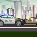 Metropolis Police Automobiles