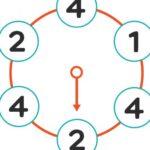 Clock Puzzle Sport