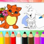 Coloring e-book for youngsters
