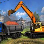 Development Vehicles Hidden Diggers