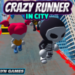 Loopy Runner in Metropolis