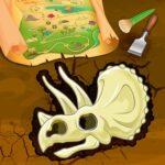 Dinasaur Bone Digging Sport