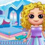 doll home video games design and ornament grasp