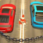 Twin Car Racing Video video games 3D