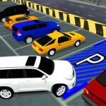 Excessive Automobile Parking Sport 3D