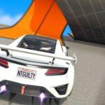Excessive Automobile Stunts 3D GT Racing Ramp