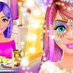 Face Paint Salon: Glitter Make-up Celebration Video games