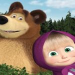 Farm Masha and the Bear Academic Video games on-line