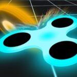 Fidget Spinner Grasp Sport