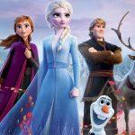 Frozen 2 Jigsaw