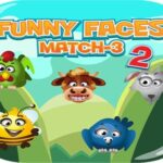 Humorous Faces Match3