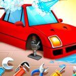 Ladies Automotive Wash Salon Auto Workshop