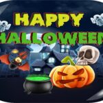 Joyful Halloween Magic Match 3