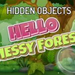 Hidden Objects Hi there Messy Forest