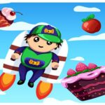 Jetpack Child – One Contact Recreation