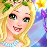 Little Fairy Costume Up for Women