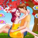 Lovers Below The Tree