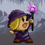 Mage Lady Journey Recreation