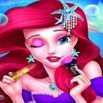 Mermaid Princess Make-up – Woman Trend Salon