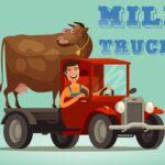 Milk Vans Jigsaw