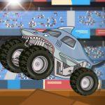 Monster Truck Race Enviornment