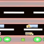On highway