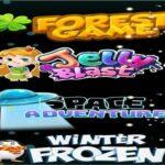 pack sweet 4 video games