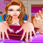 Play Trend Nail Salon Recreation On-line Free
