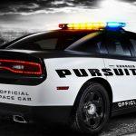 Police Automobiles Slide Puzzle