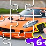 Puzzle Automotive – Children & Adults