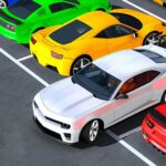 Actual Advance Automobile parking