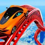 Real looking Automotive Stunt