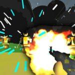 Robotic Base Shootout 3D