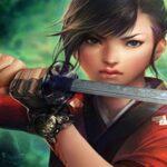 Samurai Lady Runner Sport Journey- Murderer Ninja