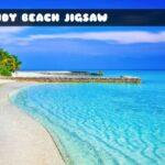 Sandy Seashore Jigsaw