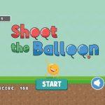 Shoot The Balloon