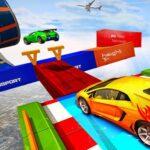 Sky Ramp Automotive Mega Stunts Large Leap