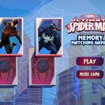 Spiderman Reminiscence – Mind Puzzle Recreation