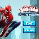 Spiderman Spot The Variations – Puzzle Sport