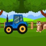 Squirrel Farm Escape
