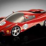 Great Automobiles Ferrari Puzzle