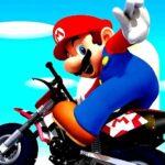 Tremendous Mario Wheelie
