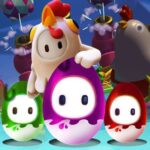 Suprise Egg Fall Toys