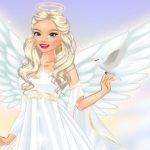 Candy angel dress-up
