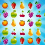 Candy Sweet Fruits