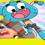 The Wonderful World of Gumball falp flap Sport on-line