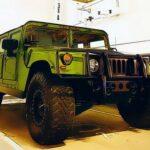U.S.Army SUV Autos