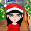 Christmas Woman Dressup